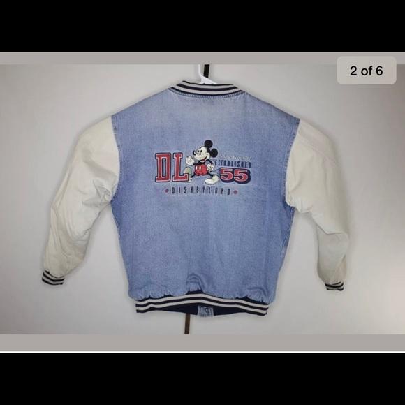 6d65fde5 Disney Jackets & Coats | Land 1955 Vintage Denim Jacket Xxxtentacion ...